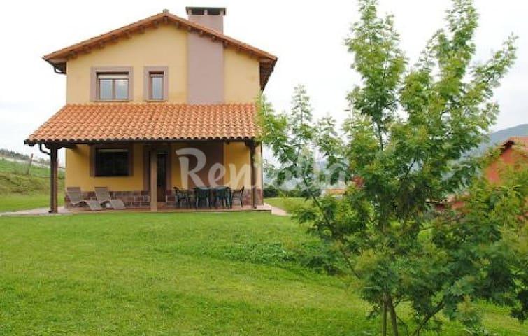 Casa en alquiler a 1,5km de playa LLanes-Asturias