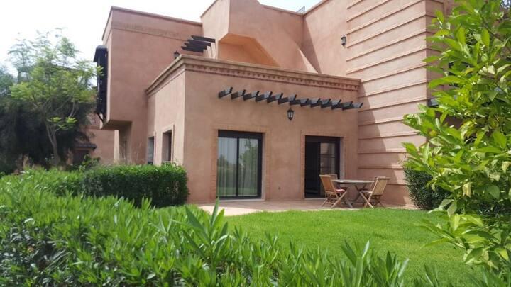 Villa Reda Atlas golf resort, Marrakech