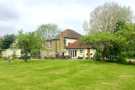 Picturesque village house with country views. - Blean