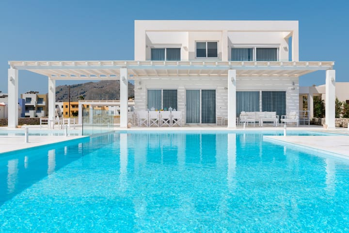 Maria Beachfront Villa