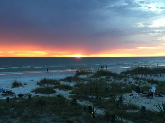 Beautiful Gulf Beachfront Home