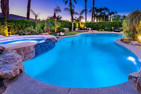 Modern & Professionally Managed Home w/Pool & Spa! - Indio - Maison