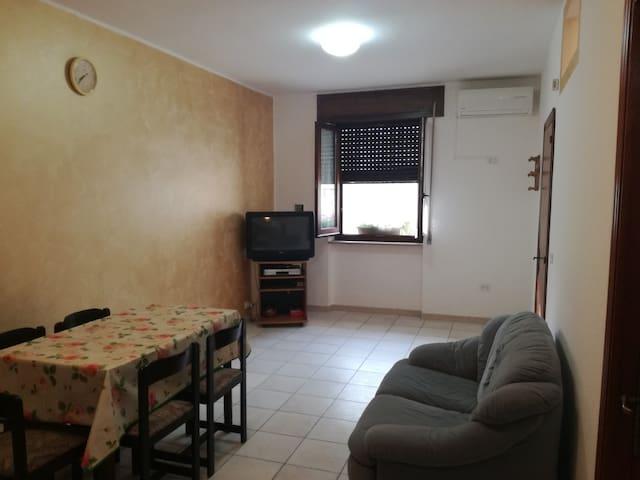 Grazioso appartamento a Montenero Di Bisaccia