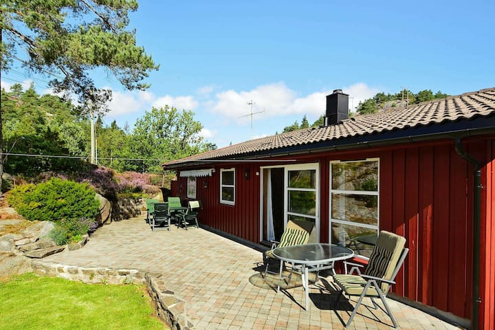 10 person holiday home in Tvedestrand