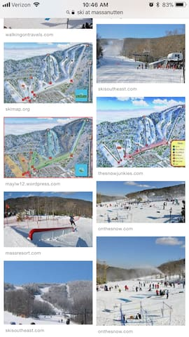 Massanutten Ski Resort time share