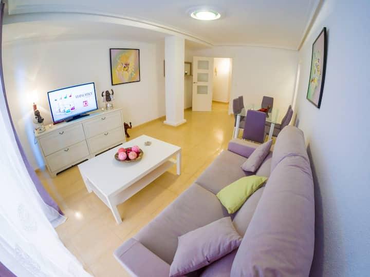 Homely apartments Playa del cura