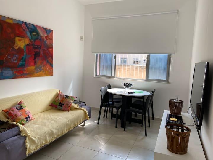 Apartamento 1 quarto completo próx Maracanã