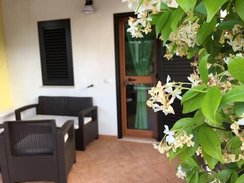 Appartment in Villa le Macine
