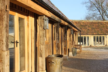 The Barns - Good Mondays Farm - Dauntsey