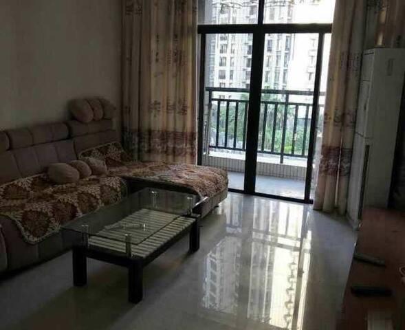 交通便捷、环境舒适,地理位置好的大三房 - Nanning Shi