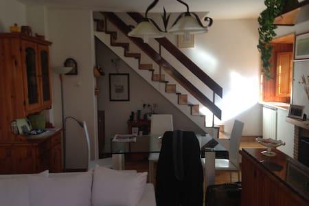 Maison du soleil - Civitella Alfedena