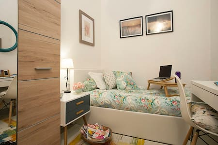 Best LOCATION-Private room-Hostel - Florence