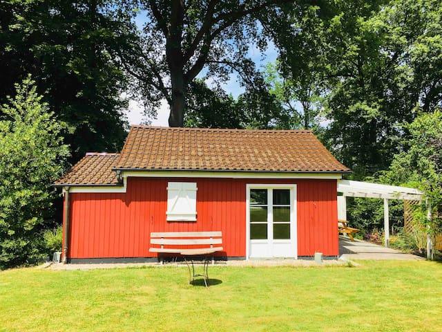 Gemütliches Häuschen im Schwedenstil