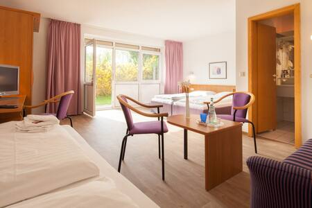 Triple room in Motel Stralsund