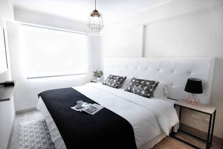 Barranco-Trendy&Fantastic Apartment near Central