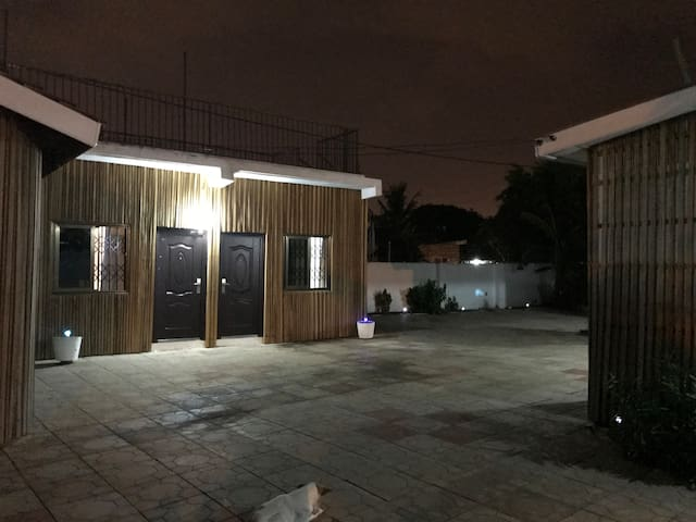 Night view of Apartment