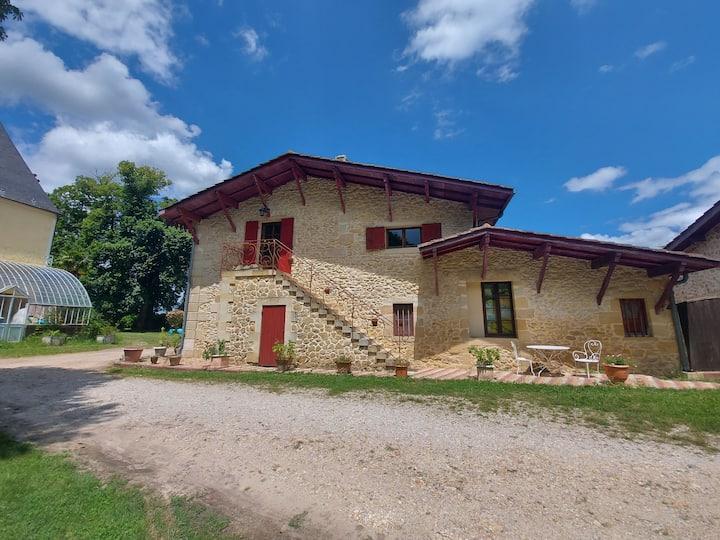 Gîte du Château Dudon