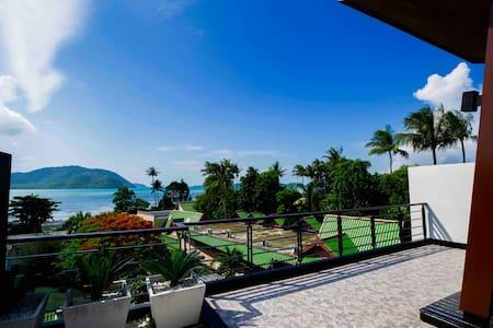 Luxury seaview pool Villa 3 bds Rawai (beach 200m)
