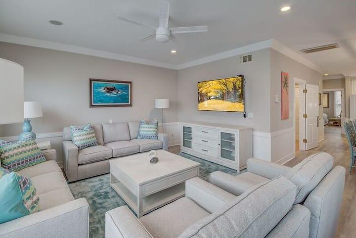 Oceanfront Vacation Home at Wild Dunes Resort