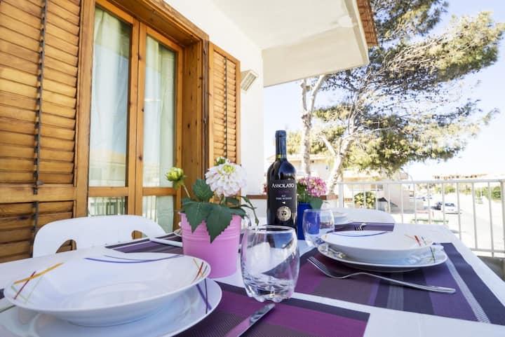 Casa Gelsomino, spazio e confort