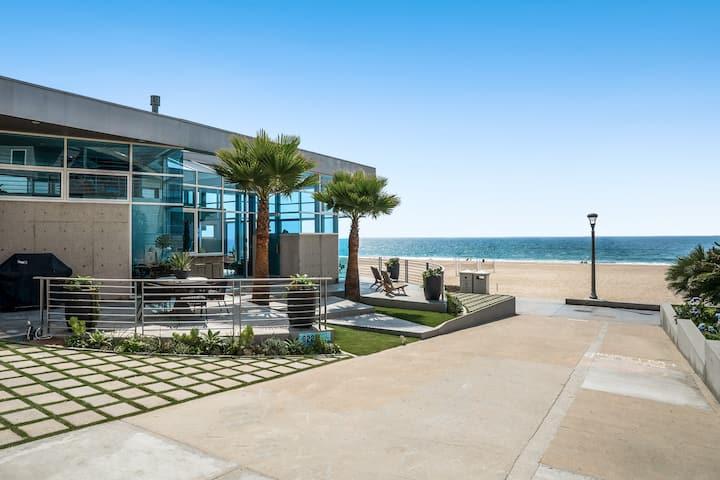 The Glass Beach House