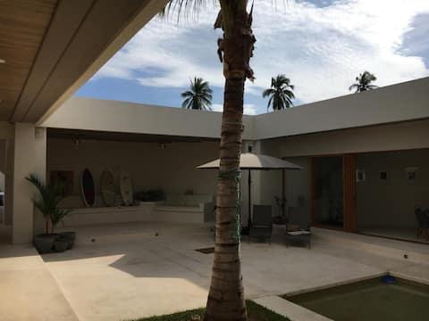 Casa Triángulo La Saladita