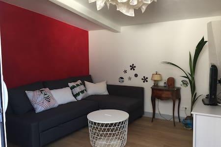 studio   20 m2 +terrasse   Calme - Ahetze - Дом