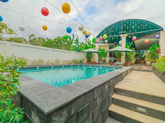 [Baldev Casa] Affordable & Fancy Stay at Denpasar