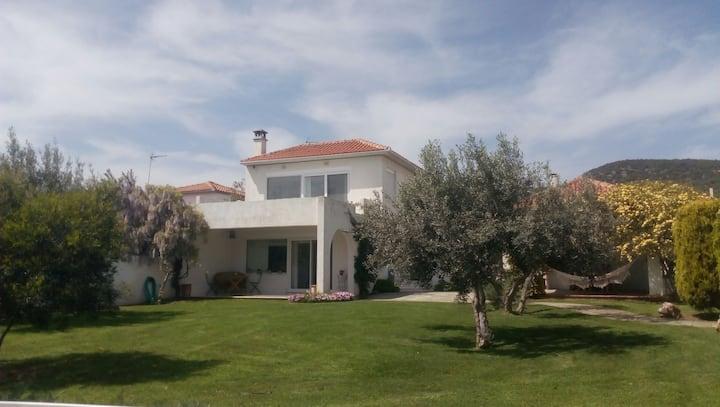 V.K. Seaside Villa