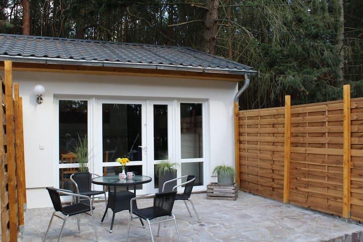 Wohnung Moritz Grüne Idylle im Wald direkt am See