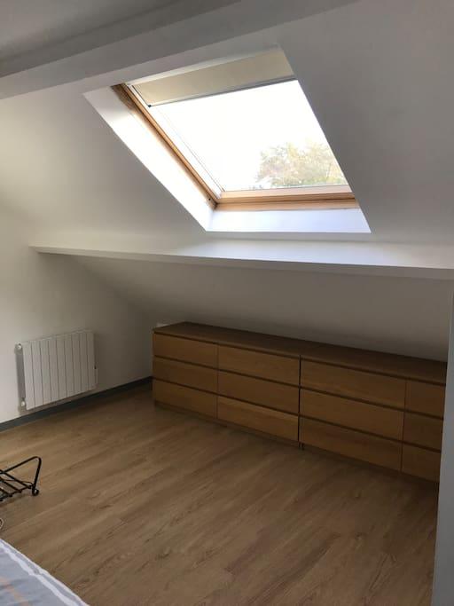 appartement en duplex confort et espace maisons louer fontenay sous bois le de france. Black Bedroom Furniture Sets. Home Design Ideas