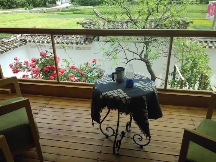 Dali GreenField Inn, Home Hotel (Jiang Le He)