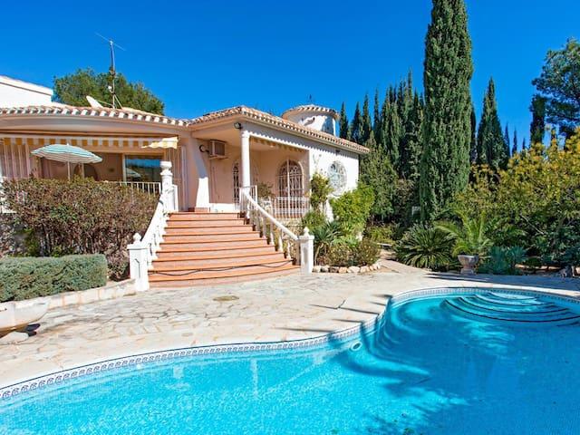 Villa Estornell at Comunidad Valenciana