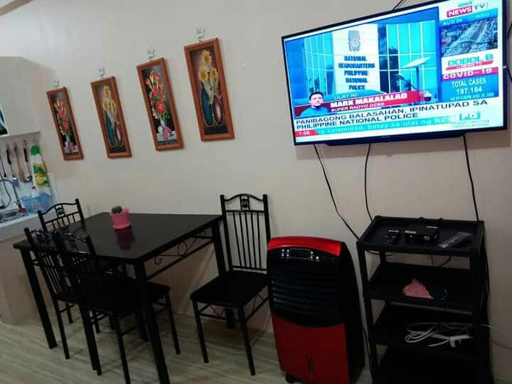 Staycation in Cainta ni Sarai - Unit 504