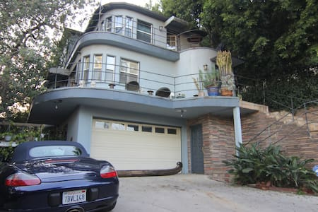 Laurel Canyon Retreat Off Sunset Bl - Los Angeles