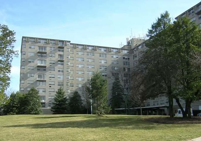 One-bedroom apt. near Villanova - Bryn Mawr - Apartament