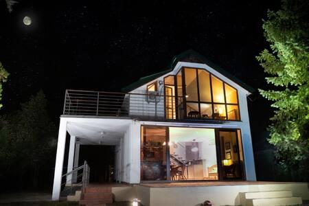 Belegis Villa, private comfort in nature