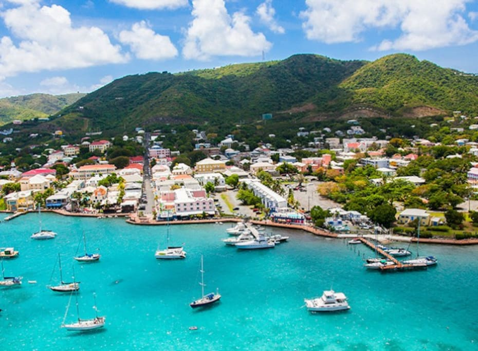 St Croix Virgin Islands Apartments