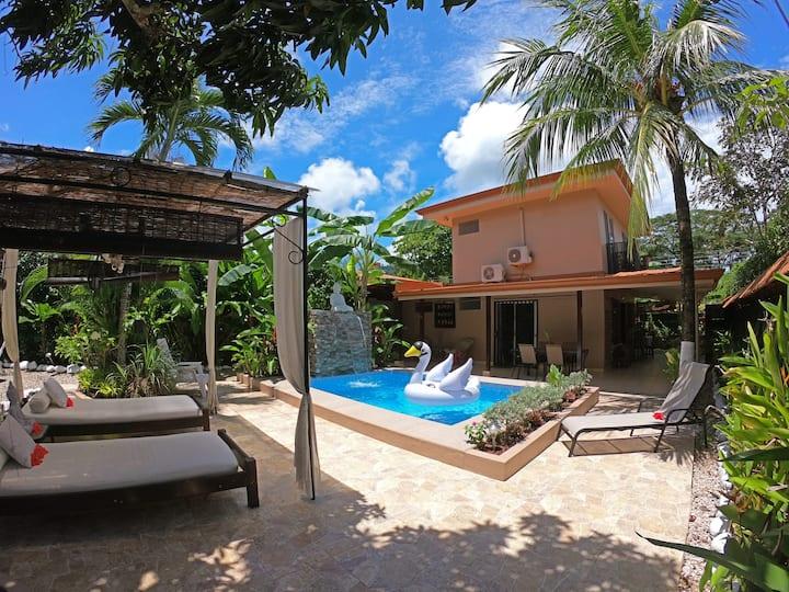 Casa Tortuga, Jaco Beach
