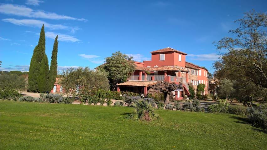 Ferienappartement im Herzen der Provence mit Pool - Le Cannet-des-Maures