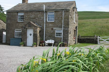 Secluded Cottage with stunning Views. Near Hawes