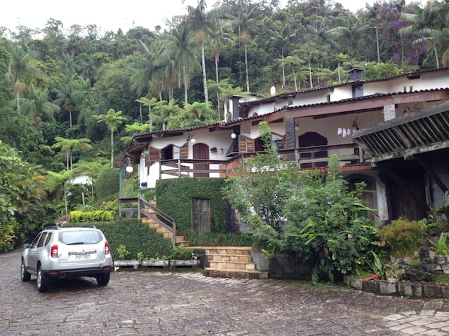 Paradise in the best National Park of Brazil - Itatiaia - Chalet