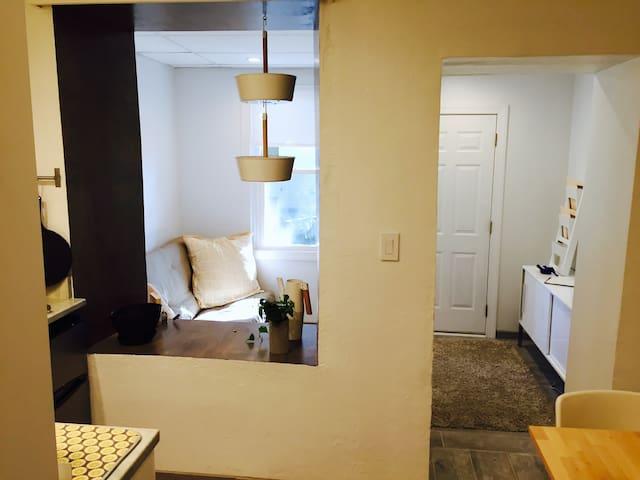The Magnolia Tree House and Garden Apartment - Philadelphia - Flat