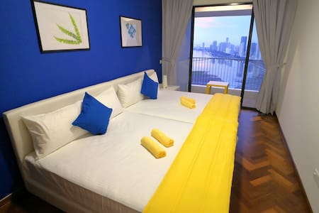 ⭐Gurney Seaview Private Room with Balcony 82