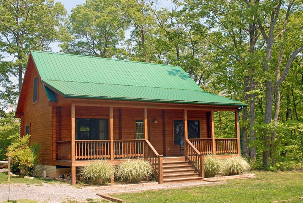Blue Moon Cabin Luray Va A Relaxing Getaway Cabins