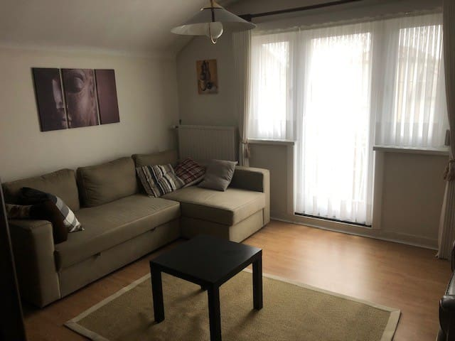 ruime comfortabele  studio