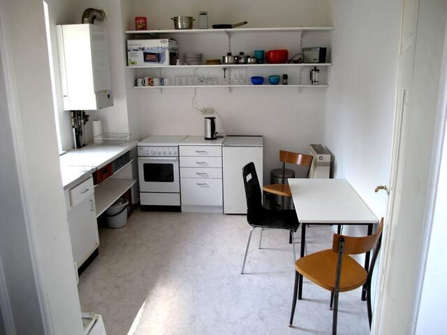 separate 2-Zimmerwohnung Weststadt Nähe Innenstadt - Karlsruhe - Apartment