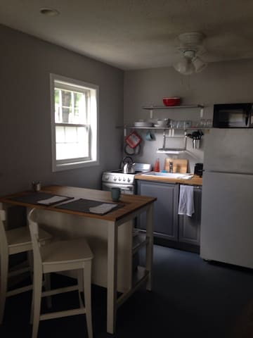 Updated digs in trendy South Wedge - Rochester - Lejlighed
