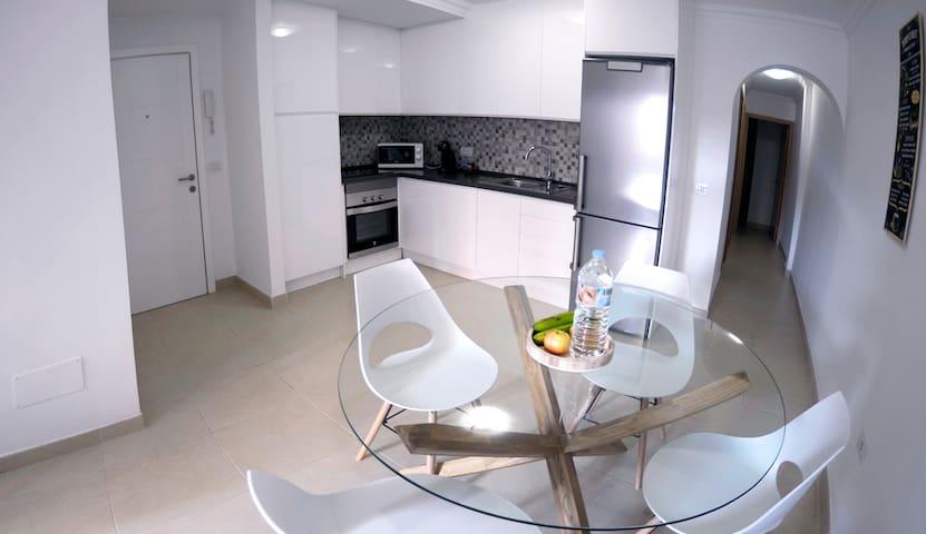 Moderno apartamento céntrico en Puerto de la Cruz - Puerto de la Cruz - Flat