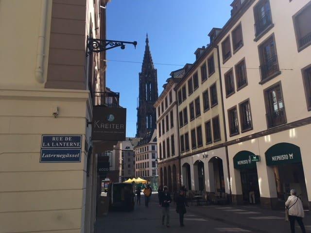 Agréable 2 pièces, Centre Historique Strasbourg